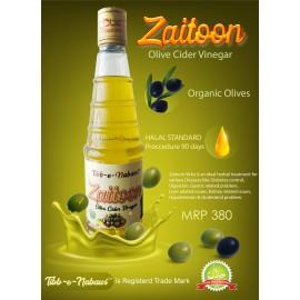 Zaitoon Sirka (Olive Cider Vinegar)