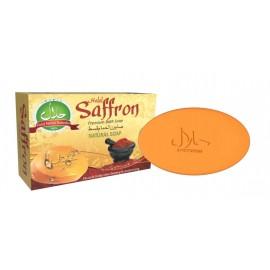 Halal Saffron Natural Soap