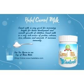 Halal Camel Milk